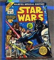 2 Star Wars Marvel Special Edition Comics