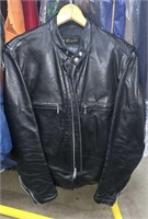 Brooks Leather Jacket, Pants And Leather