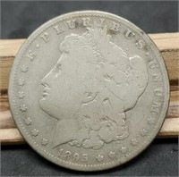 Monday, January 18th Collectors Monthly Coin Online Auction