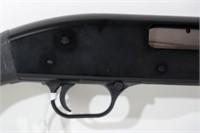 MOSSBERG 20 GA. PUMP SHOTGUN