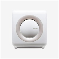 Coway White HEPA Air Purifier, 16.8 x 18.3 x 9.6