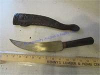 SCIMITAR KNIFE