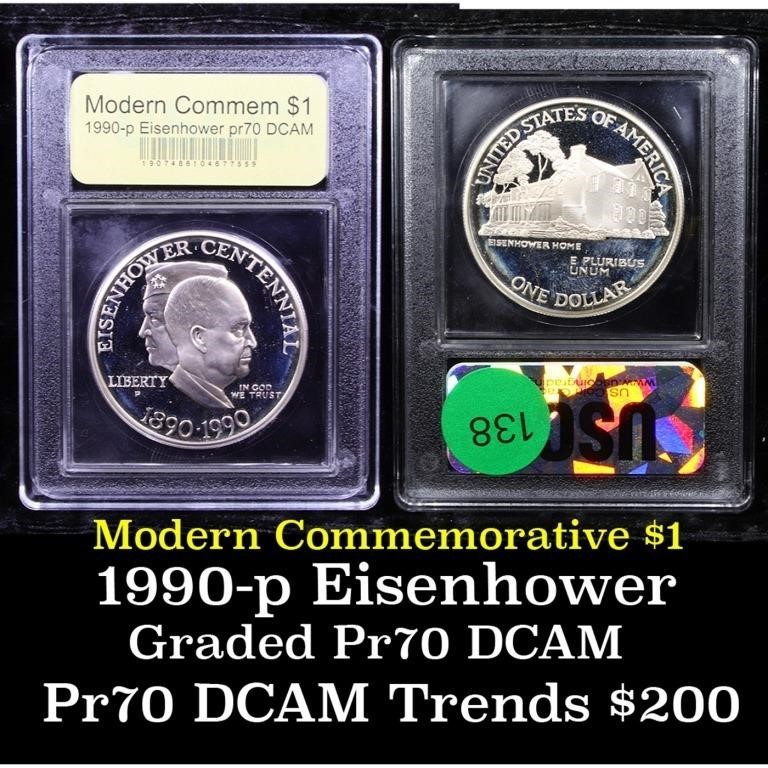 Overflowing Consignments Bonus Coin auction 2 of 2