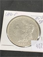 450+ LOTS! CERTIFIED GOLD COINS-MORGAN SILVER DOLLARS & MORE