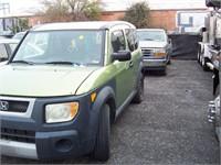 2006 Honda Element- 010381- $95.00