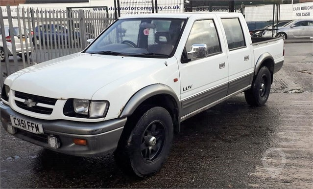 2001 CHEVROLET LUV at TruckLocator.ie