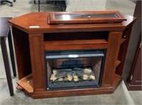Corner Tv Stand/fireplace