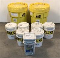 Assorted Spill Kit Supplies