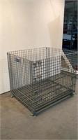 Nashville Wire Metal Wire Warehouse Basket