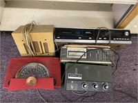 FURNITURE ~ VINTAGE RADIO & ELECTRONICS ~ COLLECTIBLES