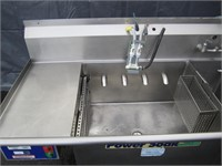 Metcraft Power Soak Stainless Sink (No Ship)