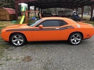 2014 Dodge Challenger  Bank Turn-In