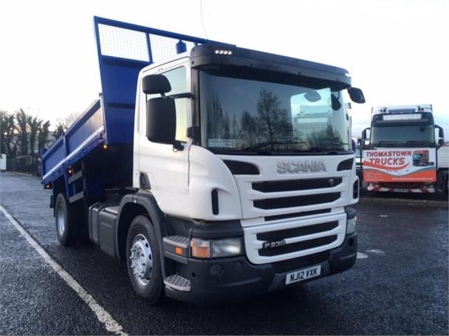 2012 SCANIA P230 at TruckLocator.ie