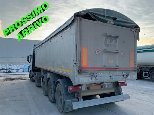 2007 MENCI SA780R IN ALLUMINIO at www.venditacamion.com