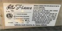 Cal Flame Single Flat Side Burner