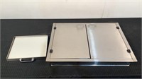 Cutting Board Tray and Door for Island