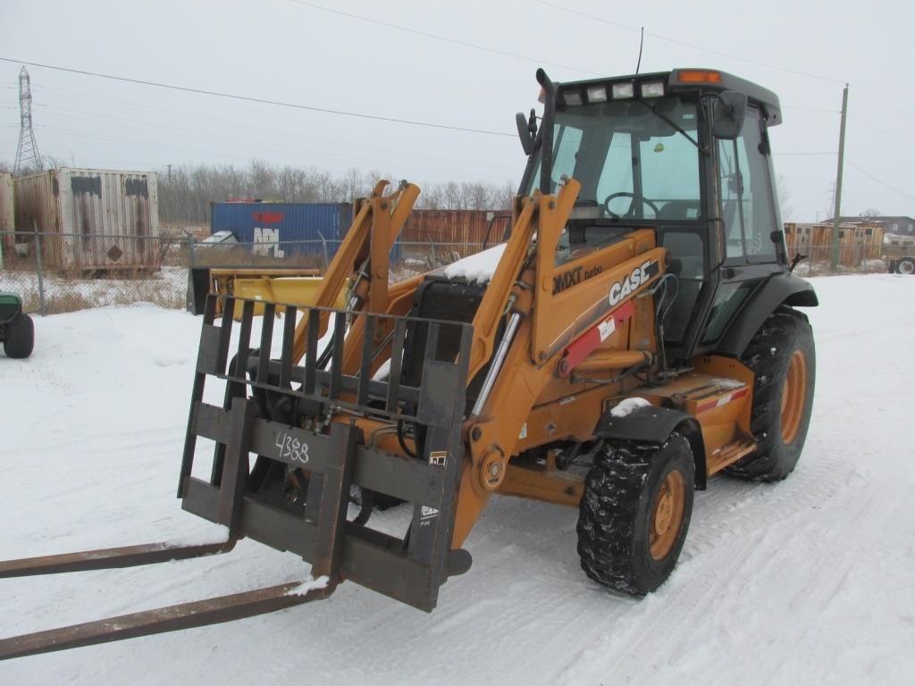 2007 Case 570MXT JJG0380486