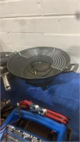 Electric Wok And Pots