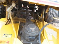Excel 3400 Rotary Riding Mower