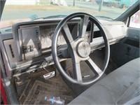 (DMV) Project 1989 GMC Sierra Pickup