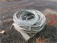 Pallet of Aluminum Wire