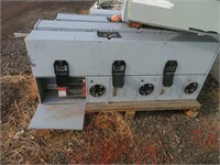 Assorted Electrical Panels