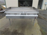 5' Wolf Griddle