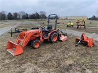 FEBRUARY 15TH ONLINE EQUIPMENT CONSIGNMENT AUCTION