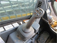 2015 John Deere 333E Tracked Skid Steer Loader