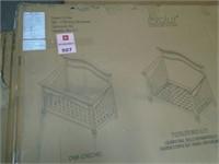 5-in-1 Full Panel Convertible Crib