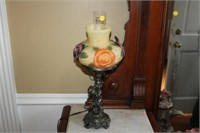 """PAIR OF 20"""" TALL LAMPS"""