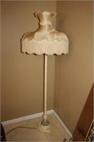 """VINTAGE FLOOR LAMP, 66"""" TALL"""