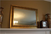 BEVELED EDGE MIRROR, 32x42""