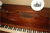 BALDWIN PIANO WITH STOOL