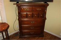 """CHEST OF DRAWERS, 38x18x51"""""""
