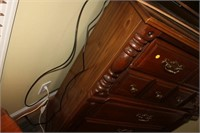 CHEST OF DRAWERS, 38x18x51""