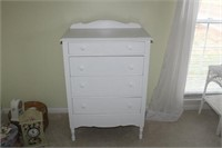 VINTAGE CHEST OF DRAWERS, 30x17x41""