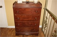 VINTAGE CHEST OF DRAWERS, 29x17x43""