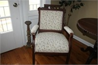 ANTIQUE EAST LAKE CHAIR