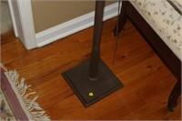 VINTAGE FLOOR LAMP, 5 FT. TALL