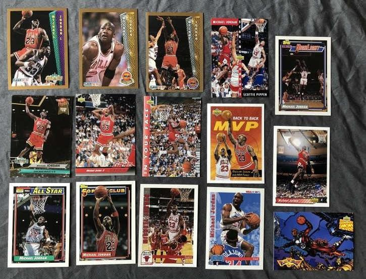 SPORTS CARD AUCTION #1