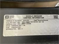 2015 GMC Sierra 2500HD P/U