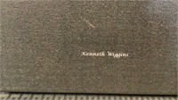 Walnut/Market St. Bridge Kenneth Wiggins Print