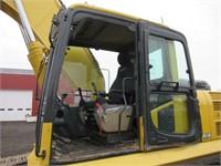 2006 Komatsu PC220LC-8 Hydraulic Excavator