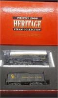 Proto 2000 Steam Locomotive and Tender USRA 2-8-4
