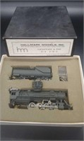 Hallmark Locomotive and Tender Metal C&O K-2 2-8-2