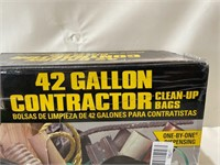 Contractor's Choice Contractor 50-Pack 42-Gallon