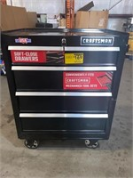 CRAFTSMAN SOFT CLOSE DRAWER TOOL CHEST RETAIL$169