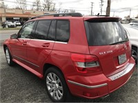 2010 Mercedes GLK350 4-Matic