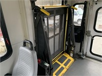 2013 Ford E350 8 Pass Bus